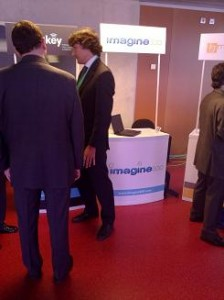 Stand Imagine800 en MOBIP 2010 Valencia